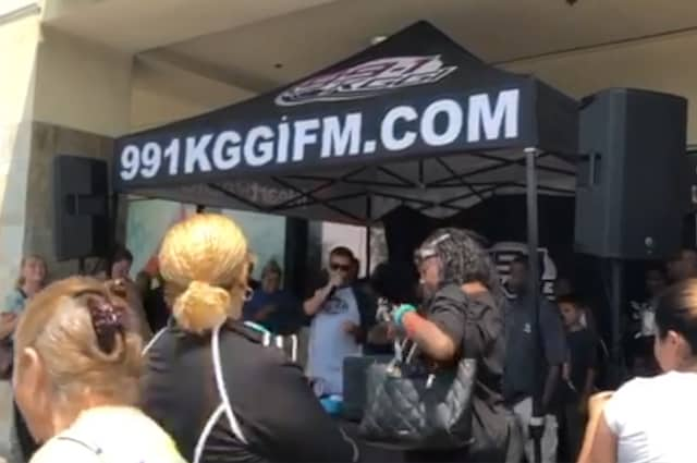 Mackie Thump Boosted Prove Event Workhorses for KGGI FM