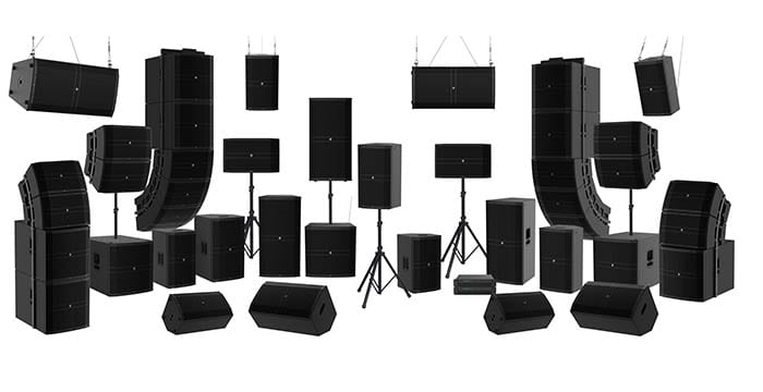 Mackie Unveils New Flagship Loudspeaker Series Best-in-class power, control, and DSP processing