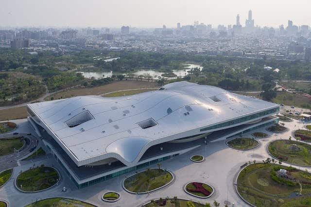 Renkus-Heinz Meets Every Challenge at Taiwan's Fabulous Weiwuying Kaohsiung Center