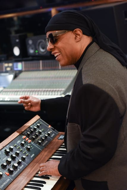 Bob Moog Foundation Announces 2019 Raffle for Vintage Minimoog Synthesizer Signed by Stevie Wonder