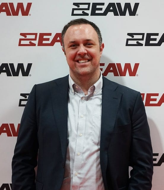 EAW Appoints Jeremy Forsythe Director of Product Management
