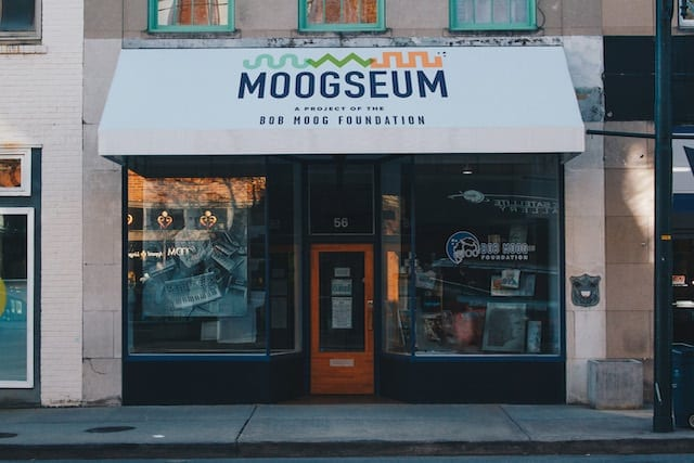 The Bob Moog Foundation Announces Moogseum Opening Date  and Grand Opening Celebration