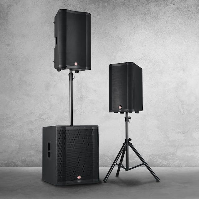 Harbinger Offers Big Sound To Go With The New VARI 2300 Series