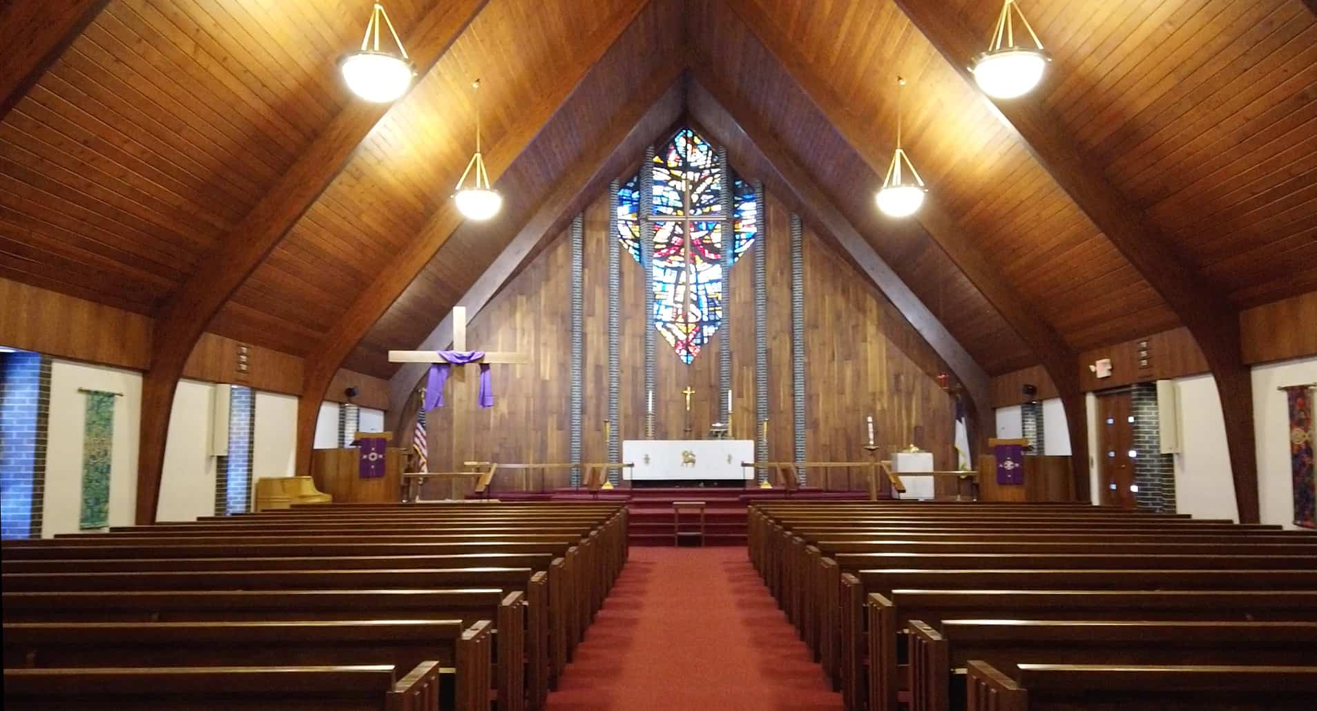 Renkus-Heinz Makes a Night and Day Difference at St. Stephen's Lutheran Church