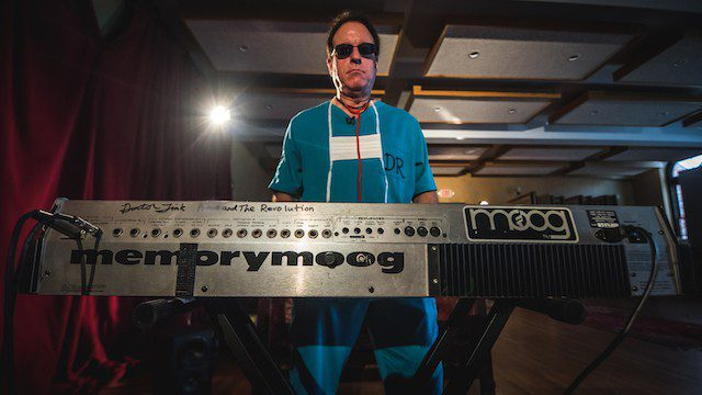 Bob Moog Foundation Announces Raffle for Vintage Memorymoog Plus  Belonging to Dr Fink of The Revolution