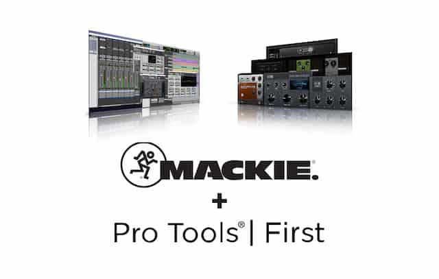 Mackie Partners with Avid®