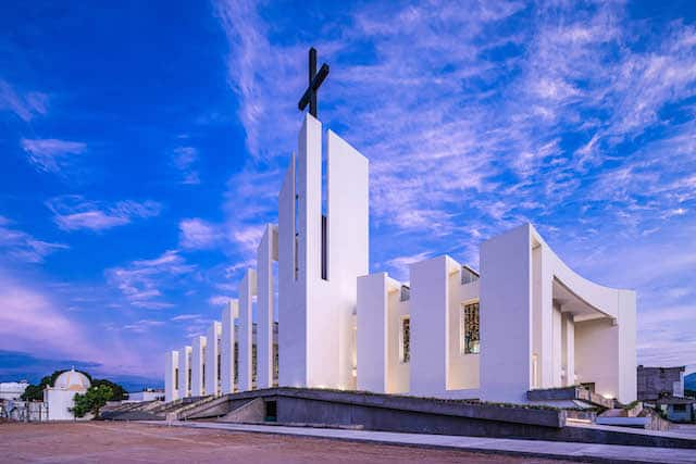 Huge Valledupar Cathedral Relies on Renkus-Heinz to Maintain Clarity