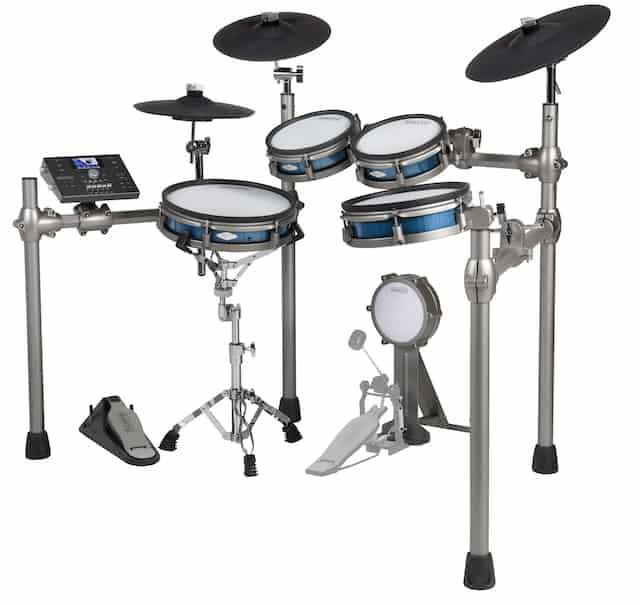 Simmons SD1200 a Top-Tier Electronic Kit for Advanced Drummers