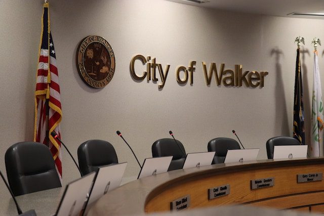 Walker City Commission Gains Clarity with Televic D-Cerno
