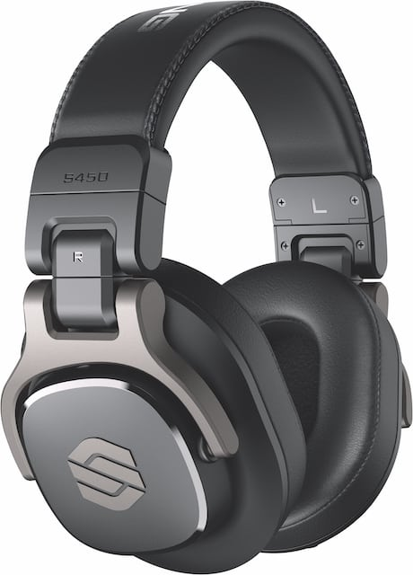Sterling Ships S400 and S450 Professional Studio Headphones