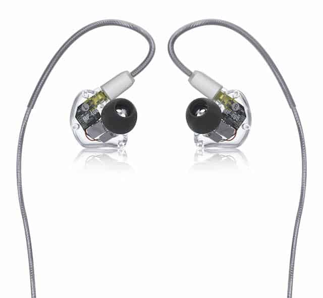 Mackie Expands MP In-Ear Monitor Series and Adds Bluetooth