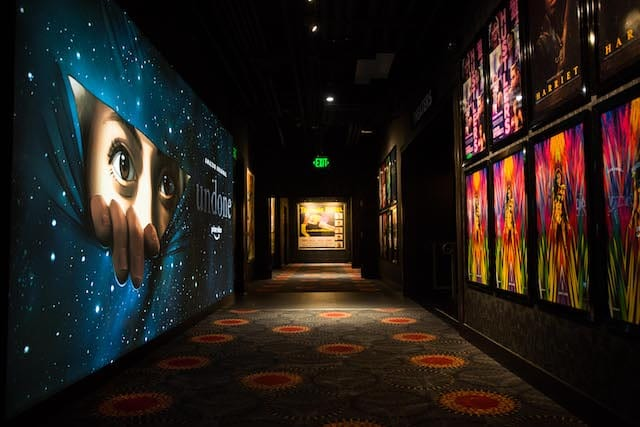 Visionary Solutions Meets the Challenges at  Alamo Drafthouse in Downtown L.A.