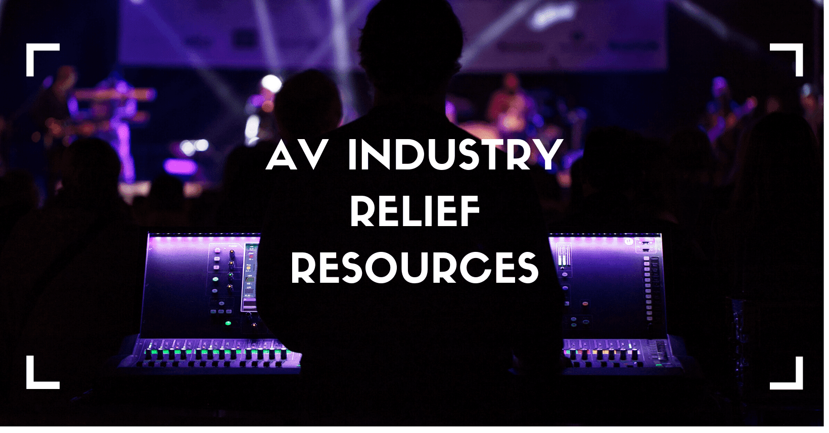 AV Industry Group Connects Industry Pros Impacted by COVID
