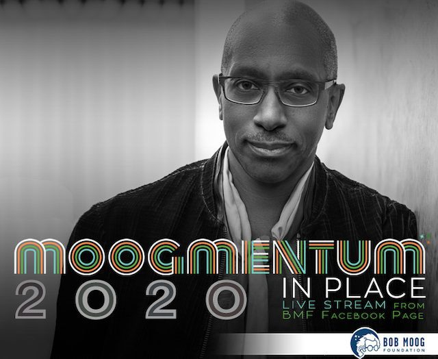 Renowned Keyboardist Greg Phillinganes to Appear Live For Moogmentum In Place