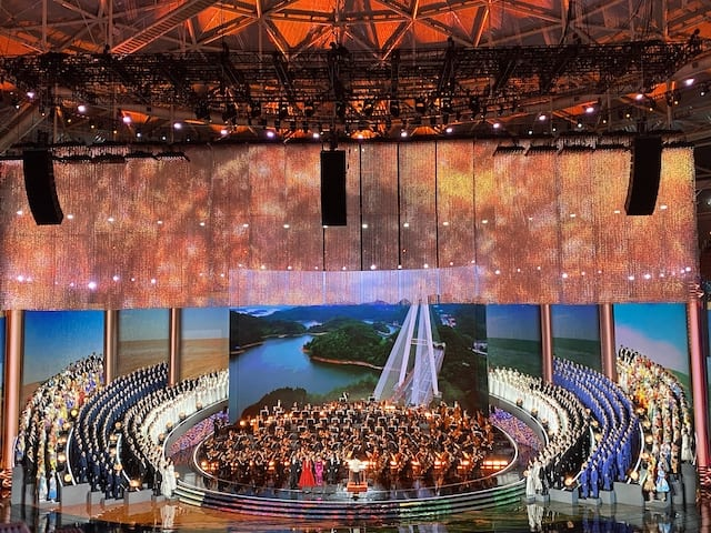 China's First Immersive Orchestral Concert Comes Alive with Spat Revolution
