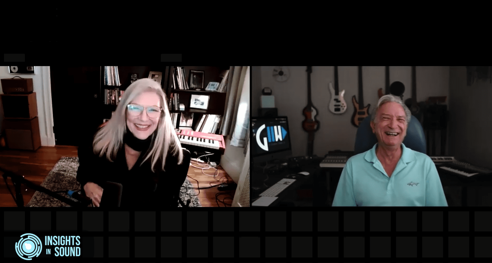 Insights In Sound – Bonnie Hayes, Songwriter/Producer (Episode 8)