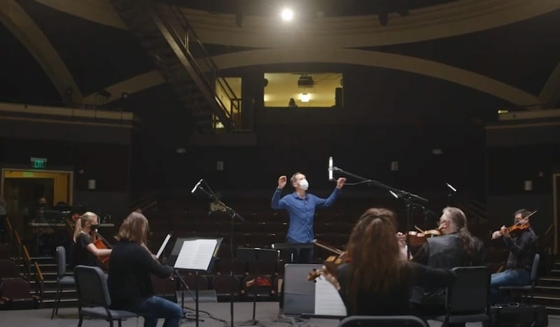 South Bend Symphony Orchestra Brings Audience Onstage with Flux:: Immersive