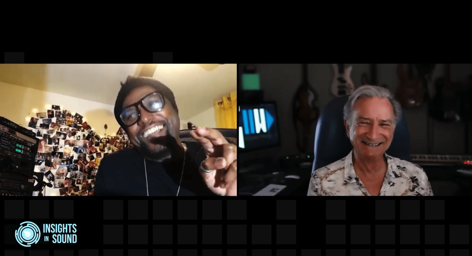 Insights in Sound – Morris Hayes, Keyboardist/Musical Director (Episode 11)