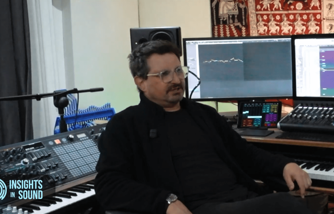 Insights In Sound – Jeff Rona, Composer (Episode 34)